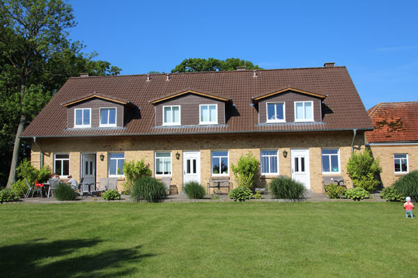 Wiesenhaus Fehmarn