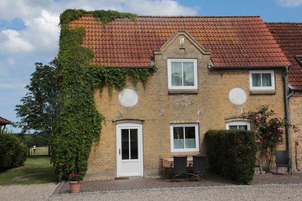 Das Rosen-Haus auf Fehmarn