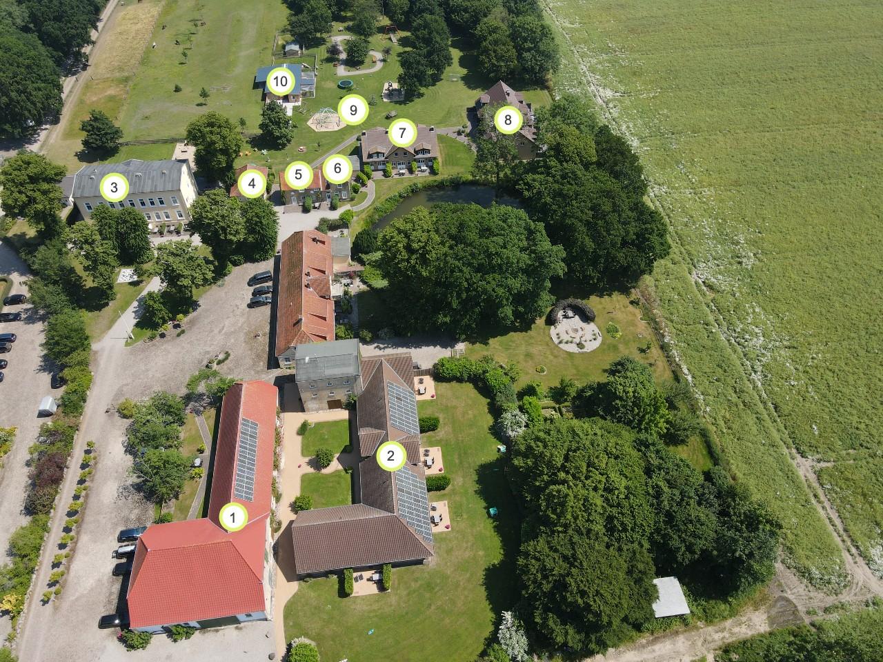 Kinderhof Fehmarn Karte